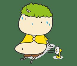 Mr.Mui Mui sticker #524964