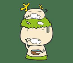 Mr.Mui Mui sticker #524965