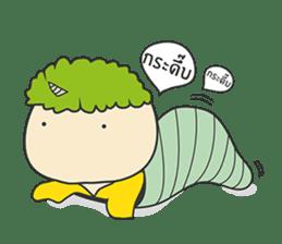 Mr.Mui Mui sticker #524966
