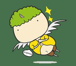 Mr.Mui Mui sticker #524968