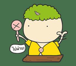 Mr.Mui Mui sticker #524970