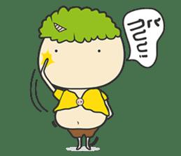 Mr.Mui Mui sticker #524973
