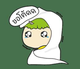 Mr.Mui Mui sticker #524976