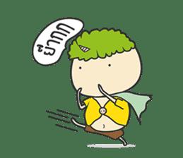 Mr.Mui Mui sticker #524977