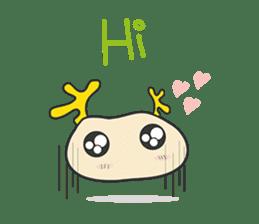 Mr.Mui Mui sticker #524980