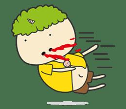 Mr.Mui Mui sticker #524983