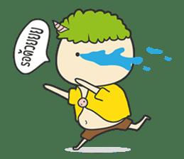 Mr.Mui Mui sticker #524984