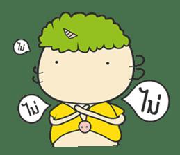 Mr.Mui Mui sticker #524985