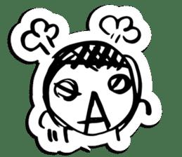 kabi-kabi sticker #525328