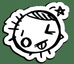 kabi-kabi sticker #525340