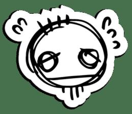 kabi-kabi sticker #525341