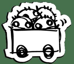 kabi-kabi sticker #525342