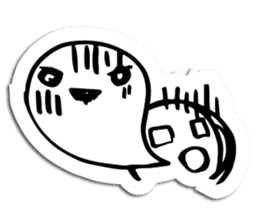 kabi-kabi sticker #525343