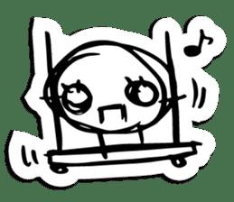 kabi-kabi sticker #525345