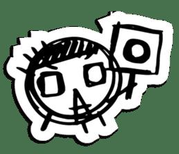 kabi-kabi sticker #525348