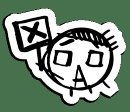 kabi-kabi sticker #525349