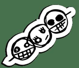 kabi-kabi sticker #525353
