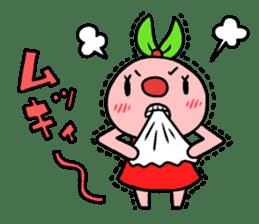 Gajumal - Fairy of the banyan tree - sticker #526980