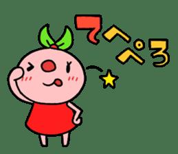 Gajumal - Fairy of the banyan tree - sticker #526996