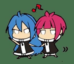 LINPA-chan sticker #527860
