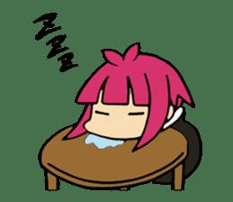 LINPA-chan sticker #527863