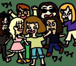 We Like MITOHI-chan sticker #528307