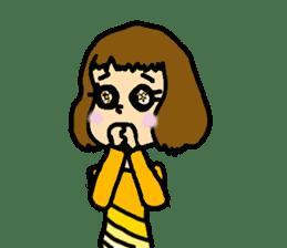 We Like MITOHI-chan sticker #528308