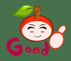 Cherry bite sticker #529149