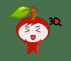 Cherry bite sticker #529150