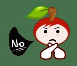 Cherry bite sticker #529151