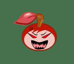 Cherry bite sticker #529157