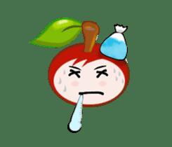 Cherry bite sticker #529164
