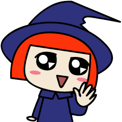 Little witch - Sandra
