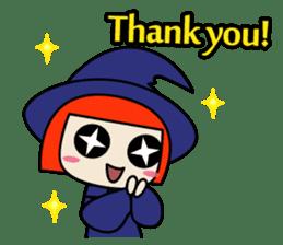 Little witch - Sandra sticker #529374