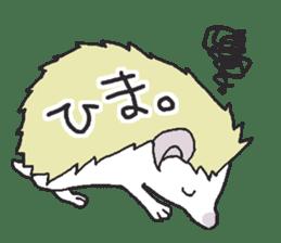 Hedgehogs Haribo family Japanese Ver. sticker #531257