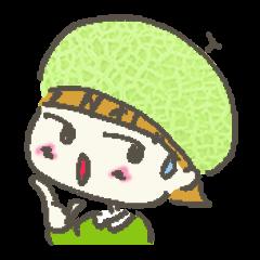 Kawaii Melon-chan