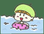 Kawaii Melon-chan sticker #531563