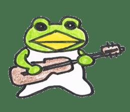 frog place KEROMICHI-AN hobby sticker #531580