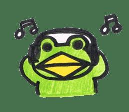frog place KEROMICHI-AN hobby sticker #531582
