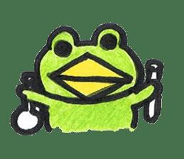 frog place KEROMICHI-AN hobby sticker #531583
