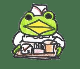 frog place KEROMICHI-AN hobby sticker #531590