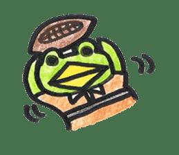 frog place KEROMICHI-AN hobby sticker #531592