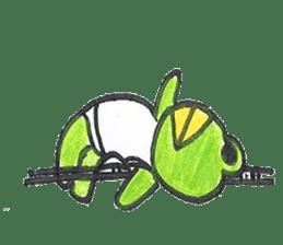 frog place KEROMICHI-AN hobby sticker #531601