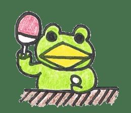 frog place KEROMICHI-AN hobby sticker #531602