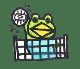 frog place KEROMICHI-AN hobby sticker #531604