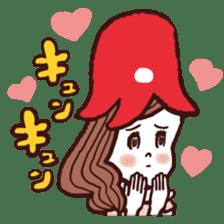 otsumami-girl sticker #531891