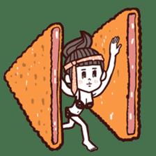 otsumami-girl sticker #531895