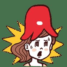 otsumami-girl sticker #531909