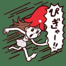 otsumami-girl sticker #531918