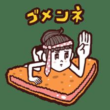 otsumami-girl sticker #531922